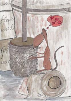 Ratten kommen durchs Klo