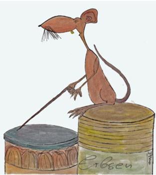 Ratten sehen alles!