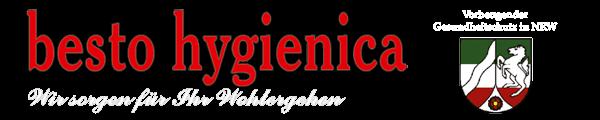Schädlingsbekämpfer Wuppertal besto hygienica