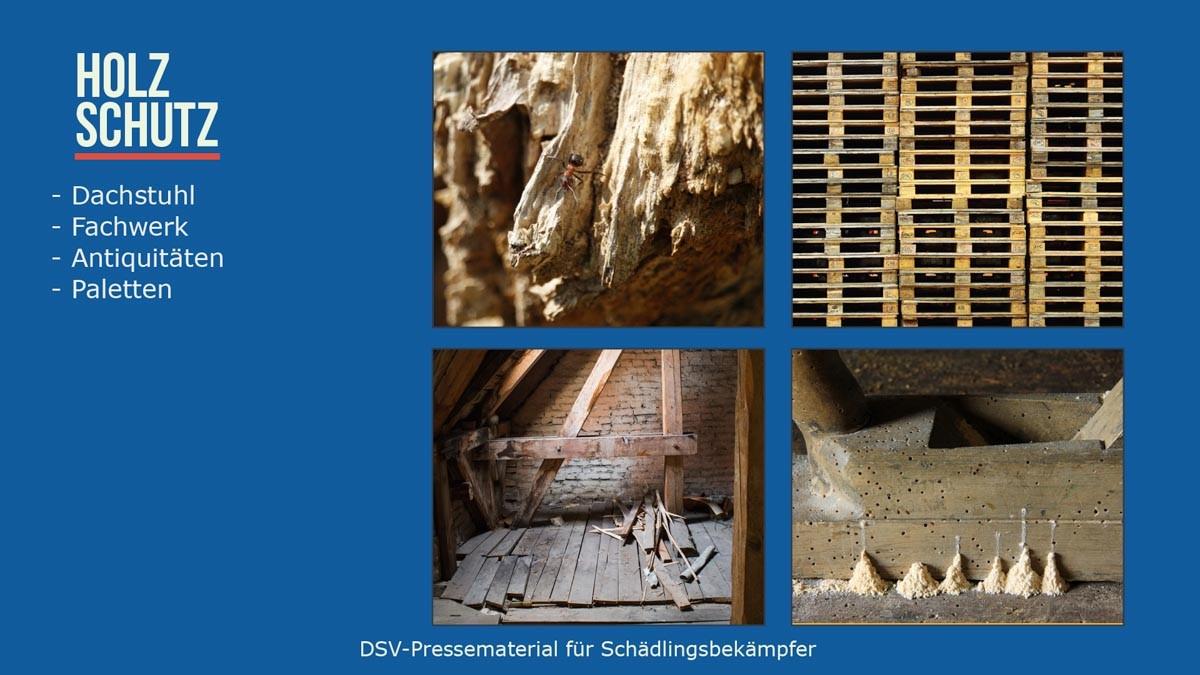 Holzschutz -Dachstuhl, Fachwerk, Antiquitäten, Paletten