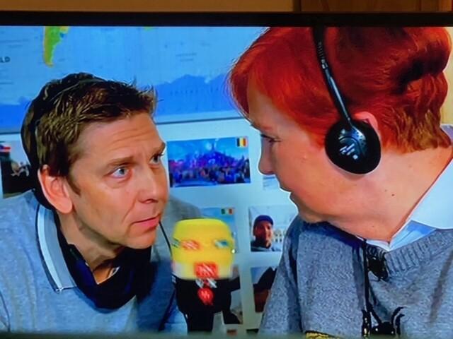 Frau Holl bei RTL Extra