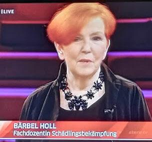 Bärbel Holl bei Stern TV